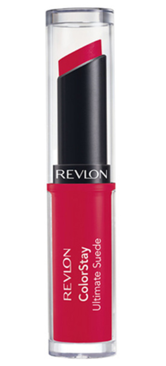 Revlon ColorStay Ultimate Suede Lipstick in Couture