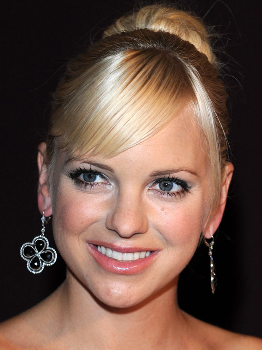 Anna Faris, Before and...