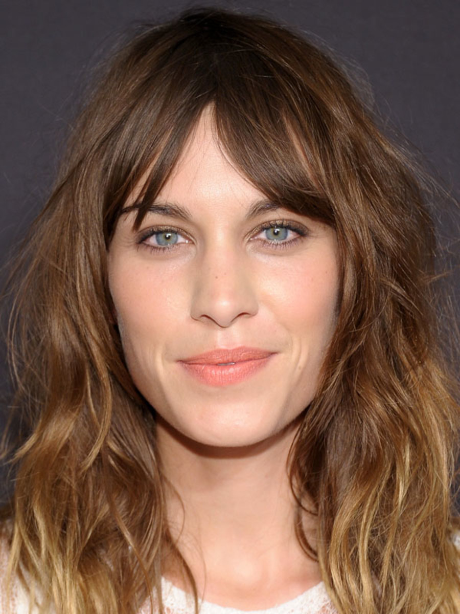 The Best (and Worst) Bangs For Long Face Shapes