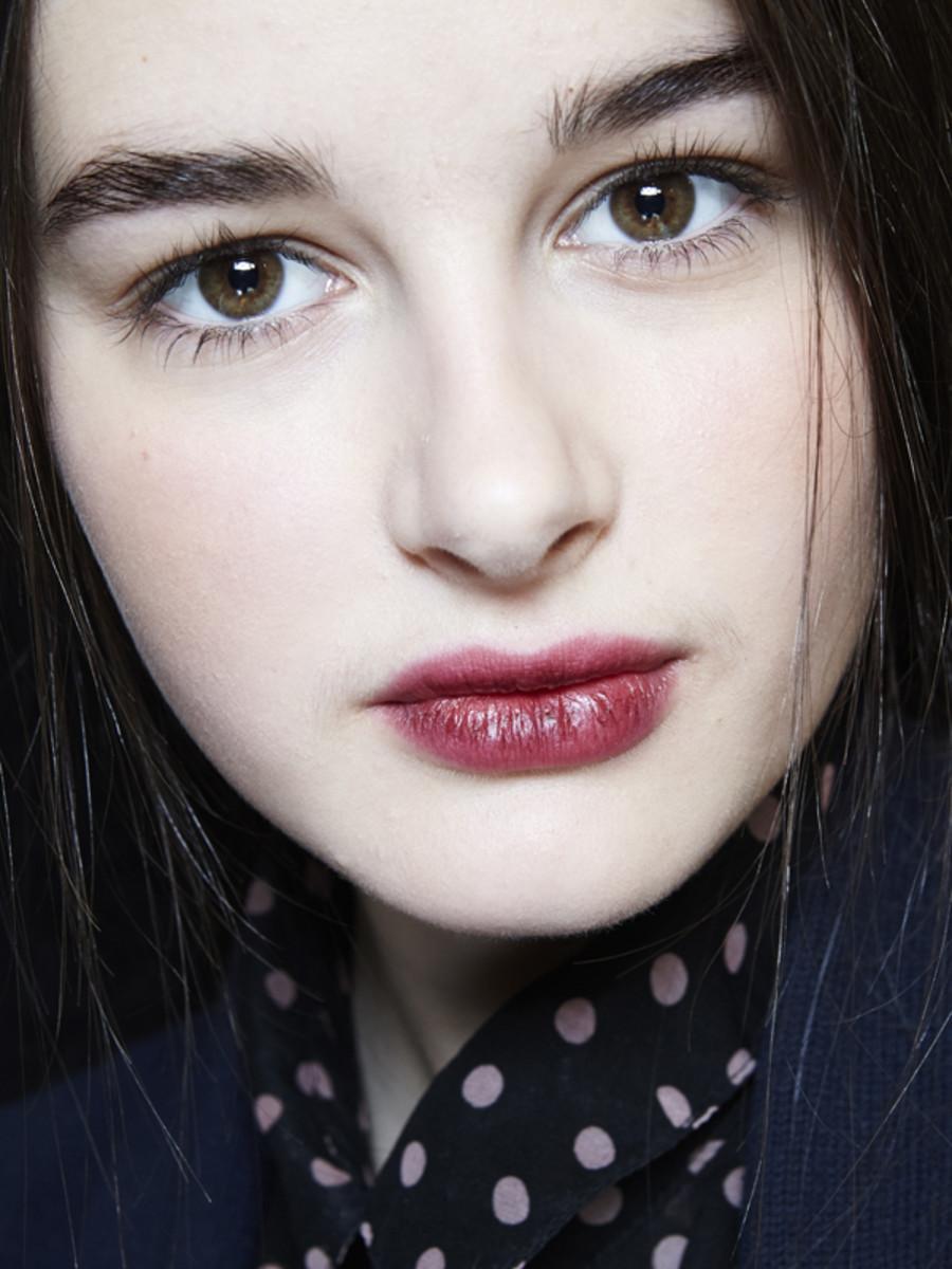 Rachel Zoe - Fall 2013 makeup