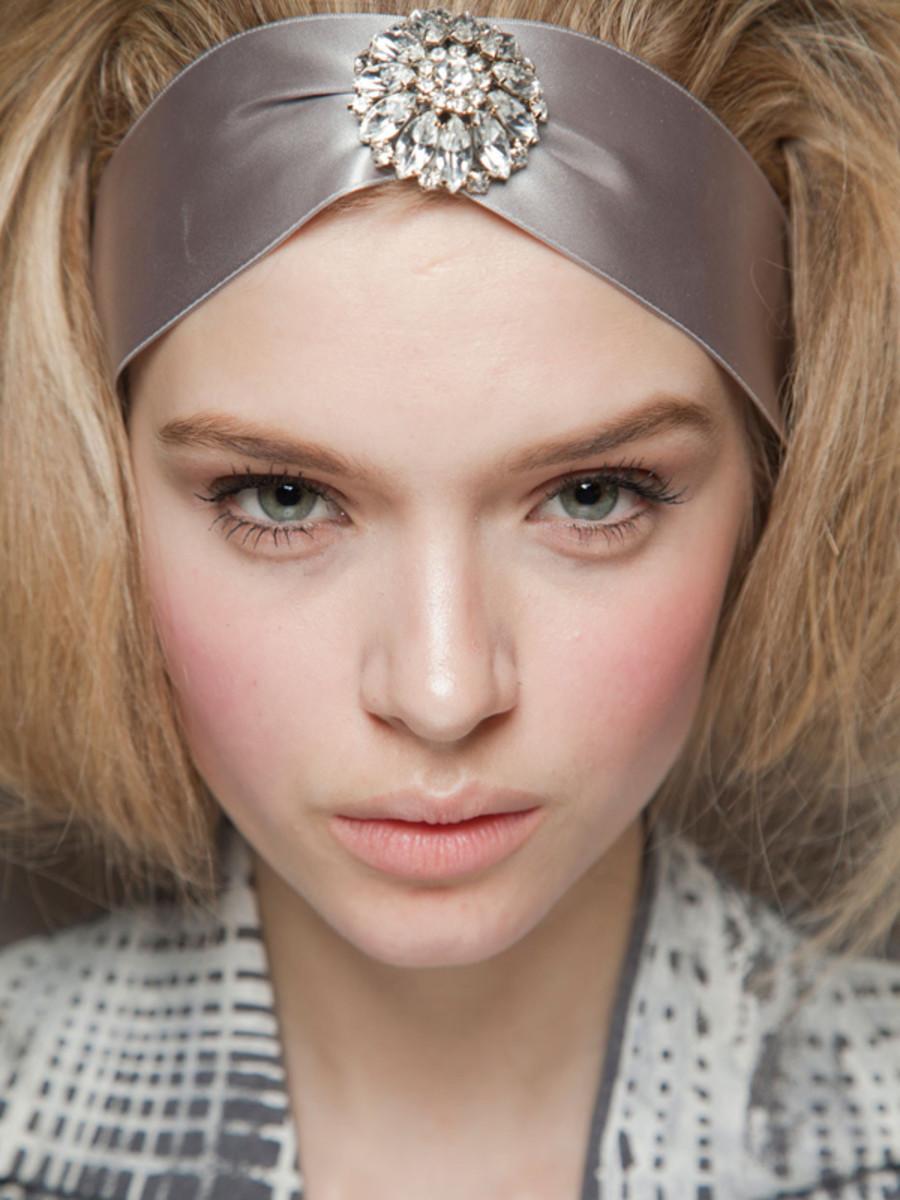 Oscar de la Renta - Fall 2012 makeup