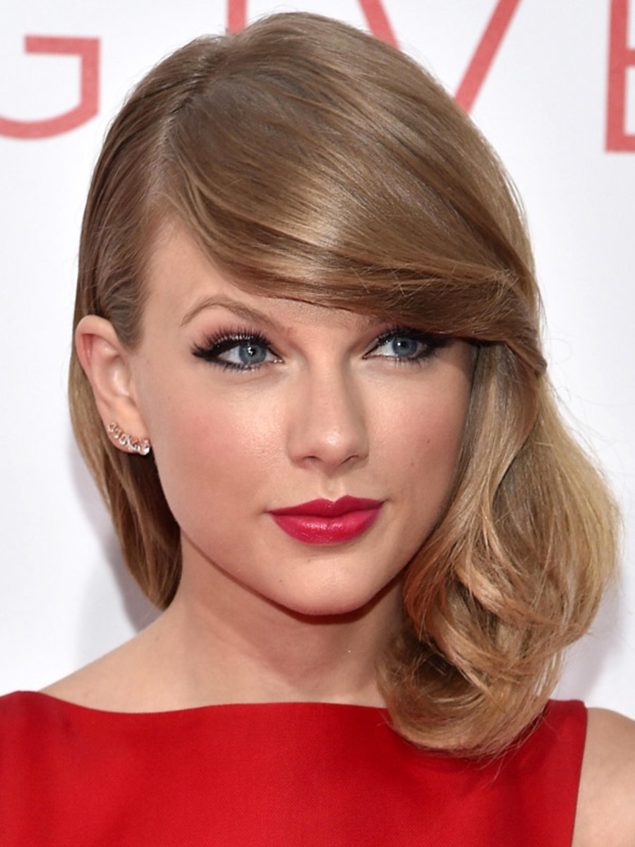 Taylor Swift, The Giver premiere, 2014 (1)
