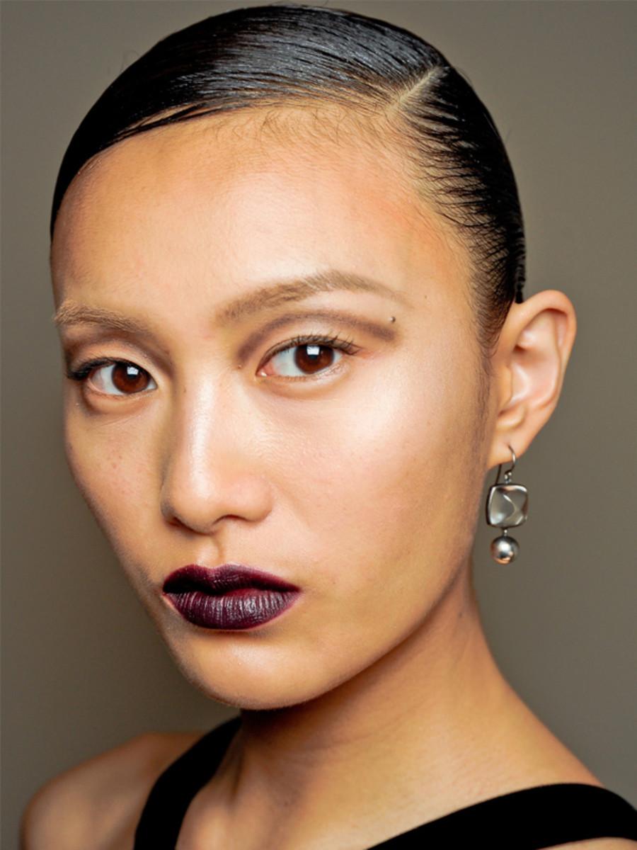 Bottega Veneta - Fall 2012 makeup