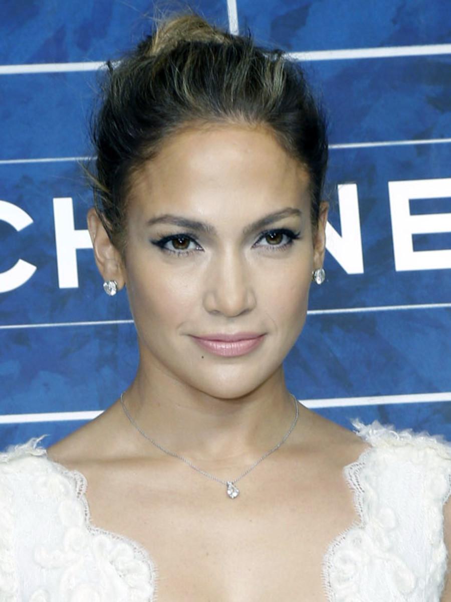 Jennifer Lopez - Chanel Spring 2013