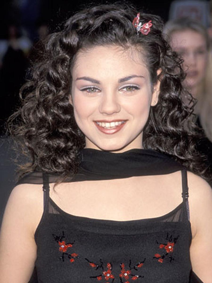 Mila Kunis - TV Guide Awards, 1999