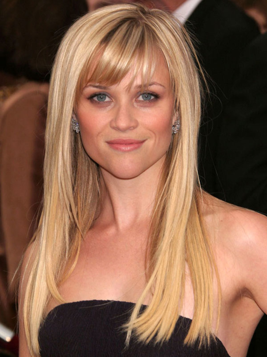 Reese Witherspoon - Oscars 2007 hair