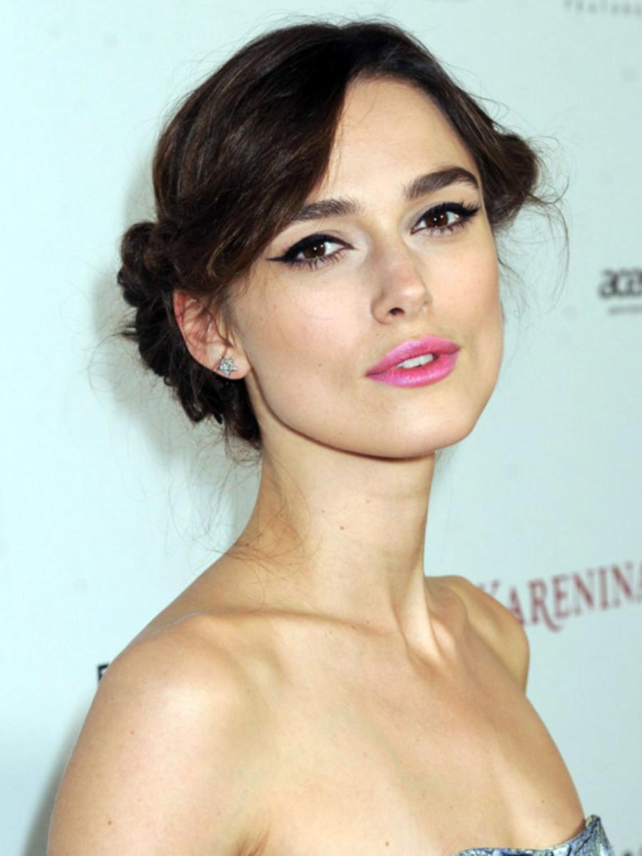 Keira Knightley - Anna Karenina LA premiere 2012
