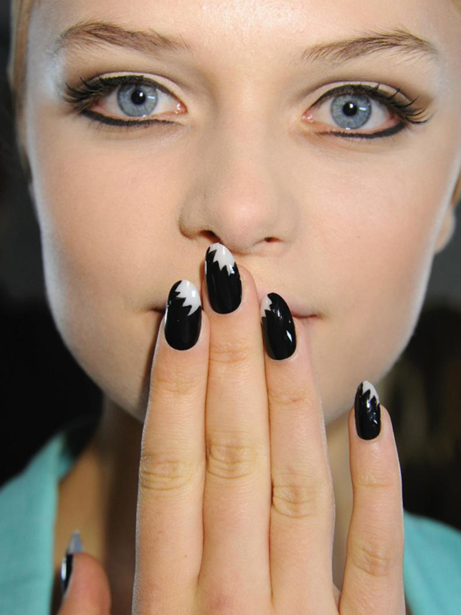 The Blonds - Spring 2013 nails