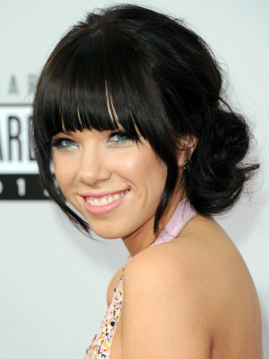 Carly Rae Jepsen - American Music Awards 2012