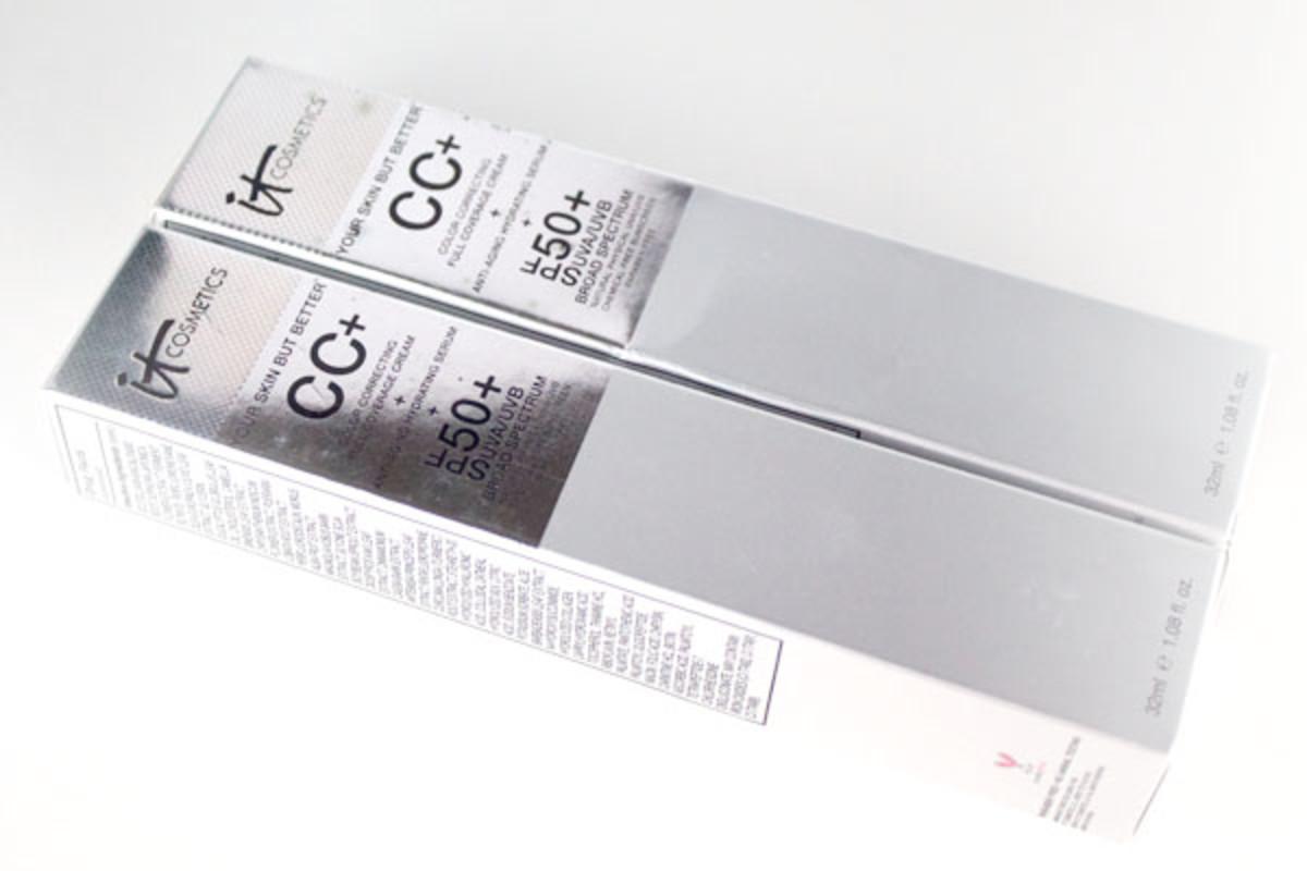 It Cosmetics CC Cream review (2)