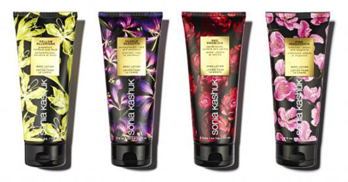 Sonia Kashuk Body Lotion