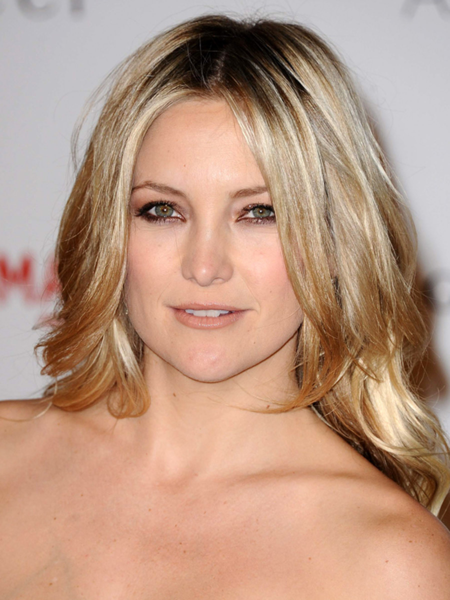 Kate Hudson beauty tips - LACMA Art and Film Gala, 2011