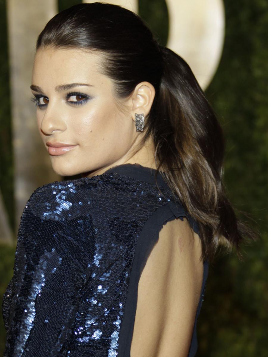 Lea-Michele-2011-Vanity-Fair-Oscar-Party