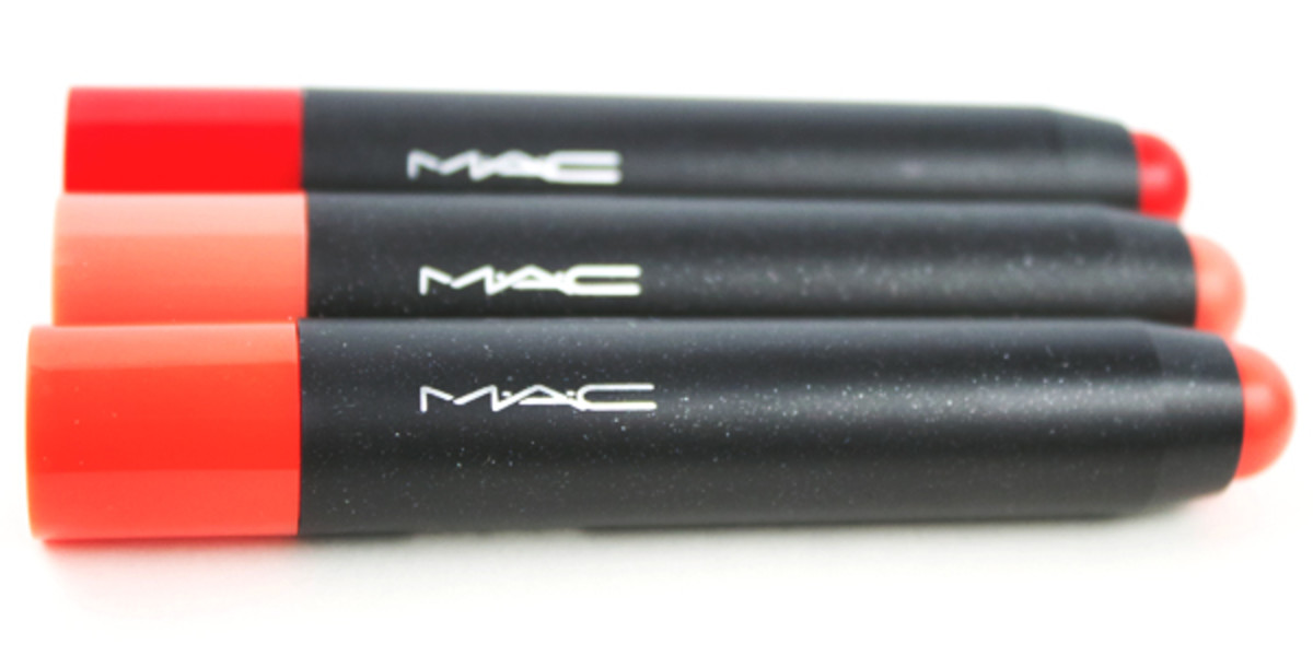 MAC Patentpolish Lip Pencils (9)