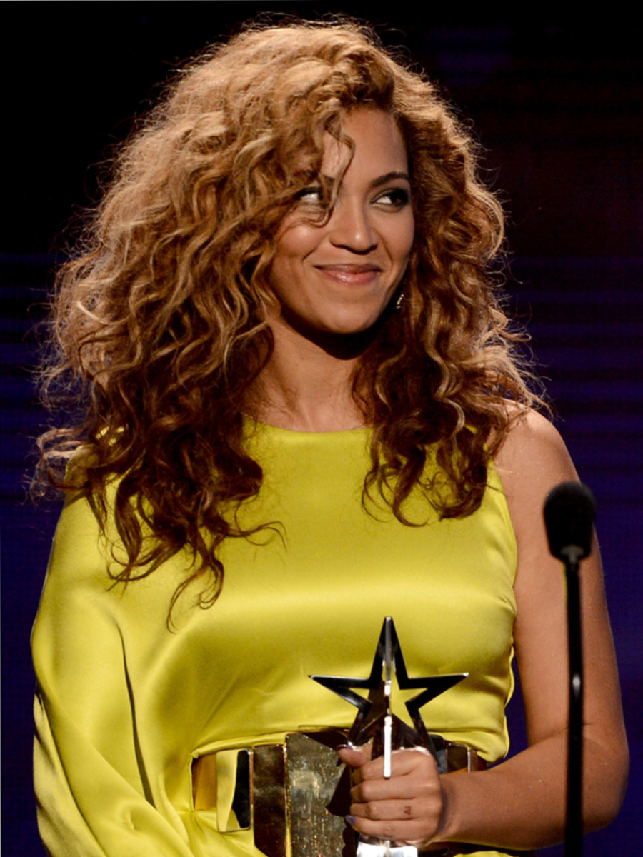 Beyonce Knowles - BET Awards 2012