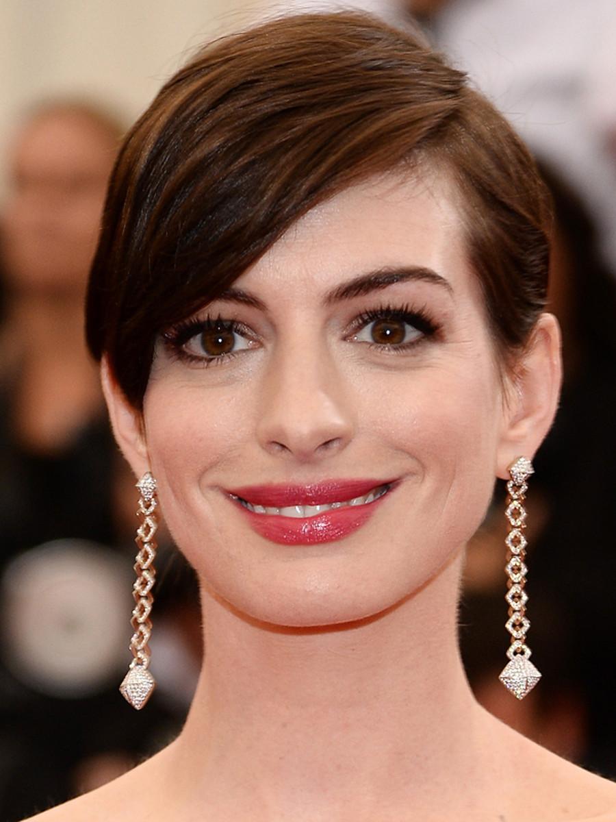 Anne Hathaway, Met Ball 2014