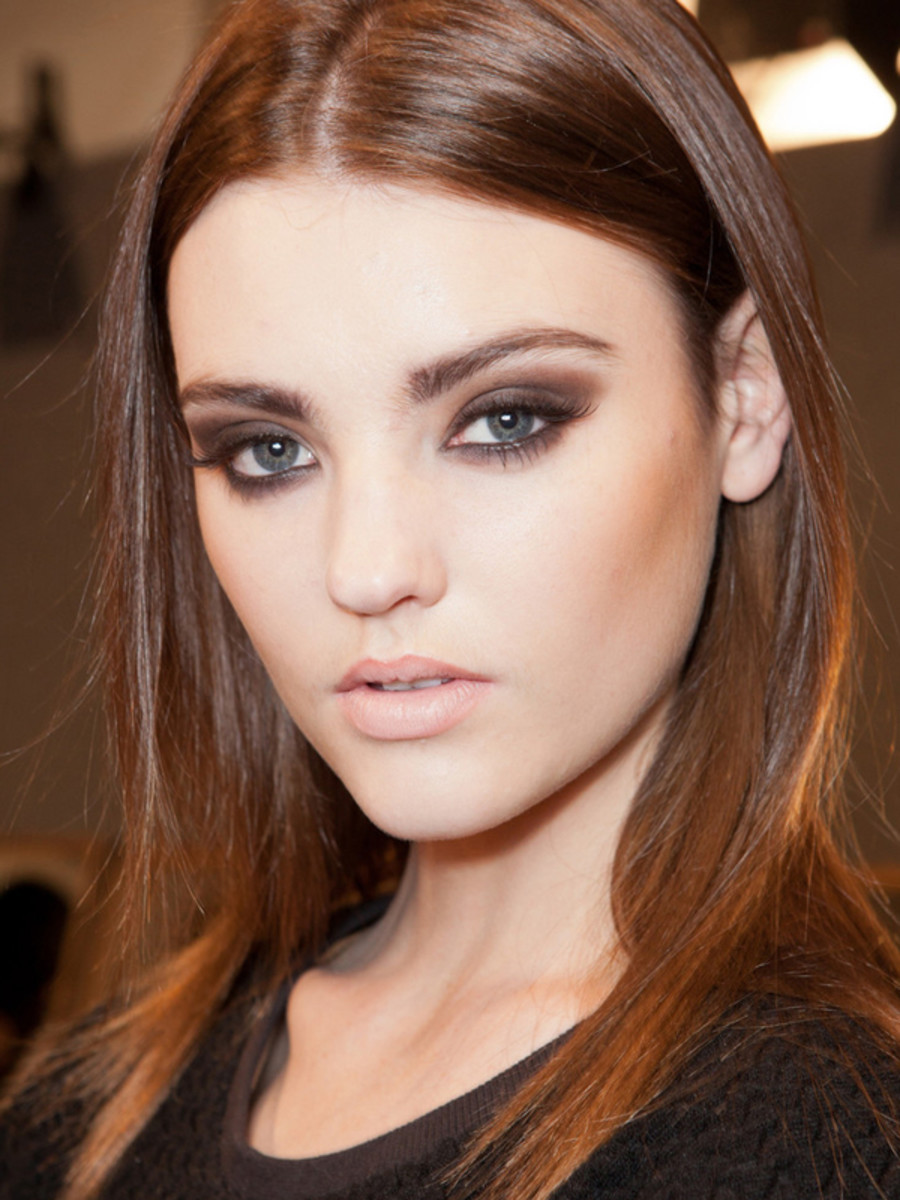 DSquared2 - Spring 2013 makeup