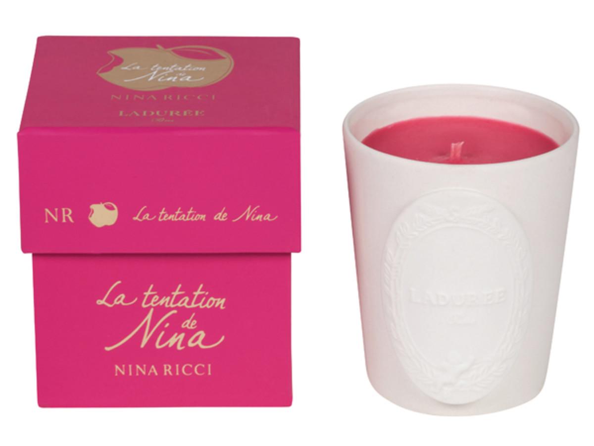 Nina Ricci La Tentation de Nina candle