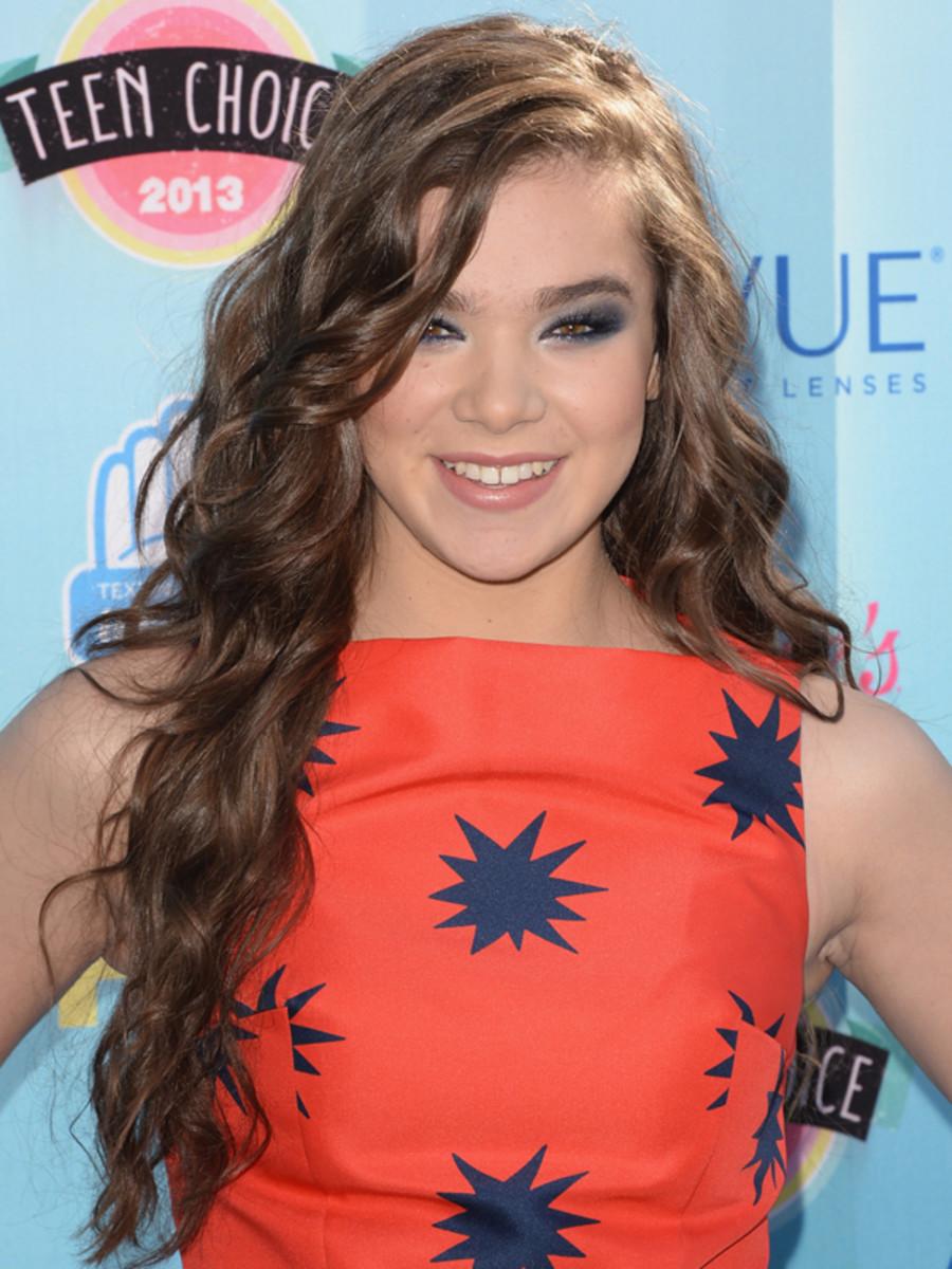 Hailee Steinfeld - Teen Choice Awards 2013