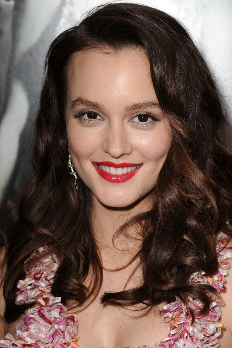 Leighton meesters 10 best hair and makeup looks beautyeditor leighton meester country strong screening 2010 baditri Gallery