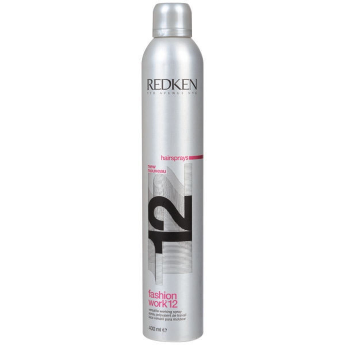 redken fashion work 12 hairspray