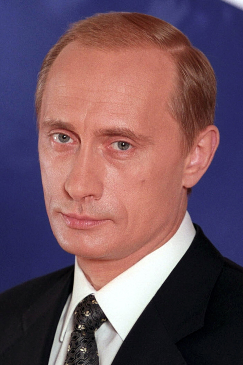 Vladimir Putin before plastic surgery