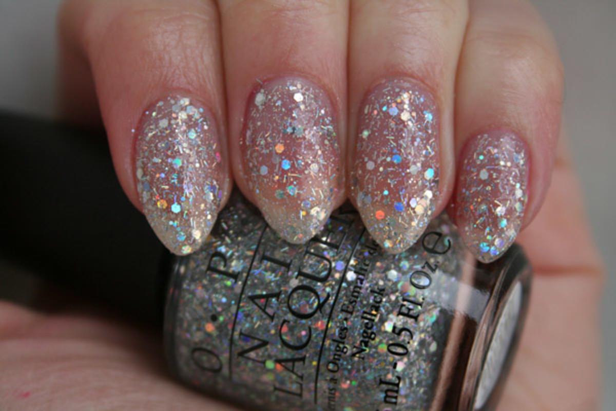 OPI Spotlight on Glitter - Desperately Seeking Sequins
