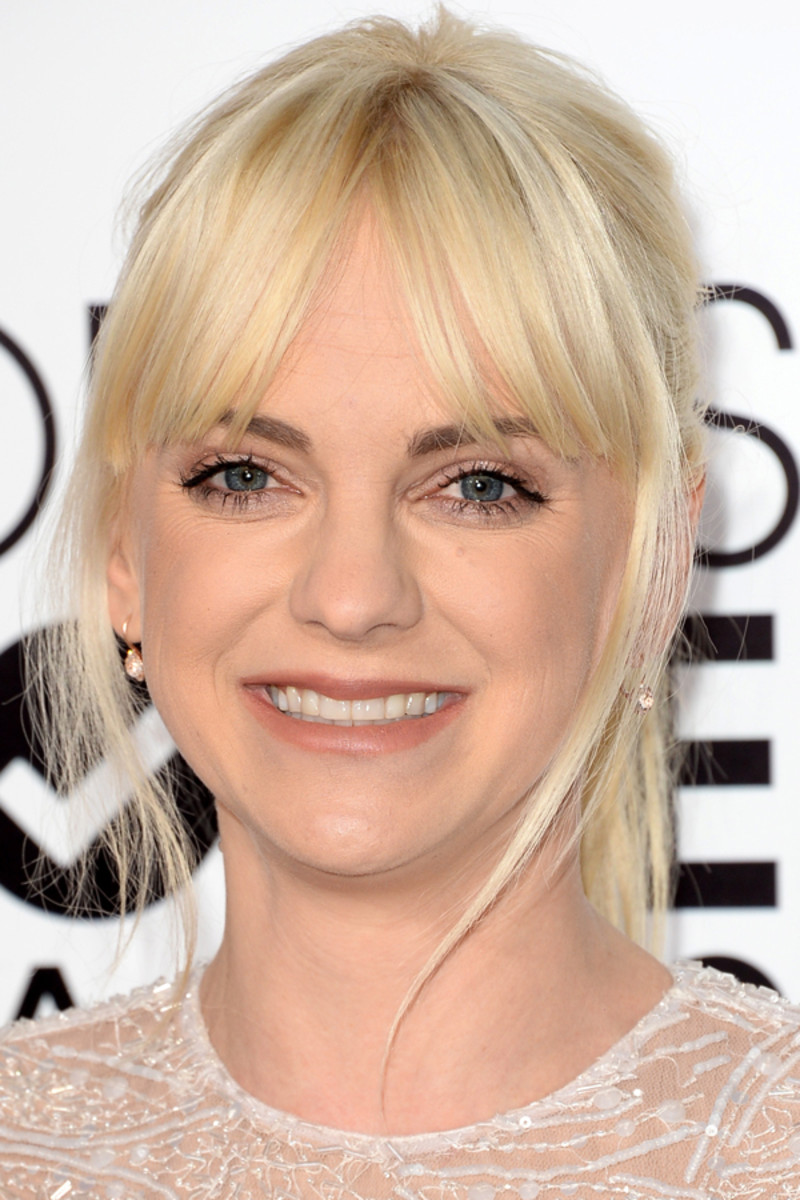 Anna Faris, People's Choice Awards, 2014
