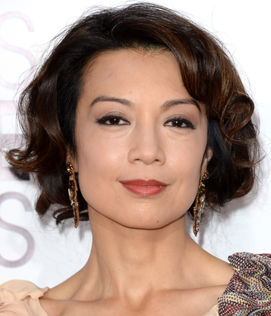 Ming-Na Wen, People's Choice Awards, 2014