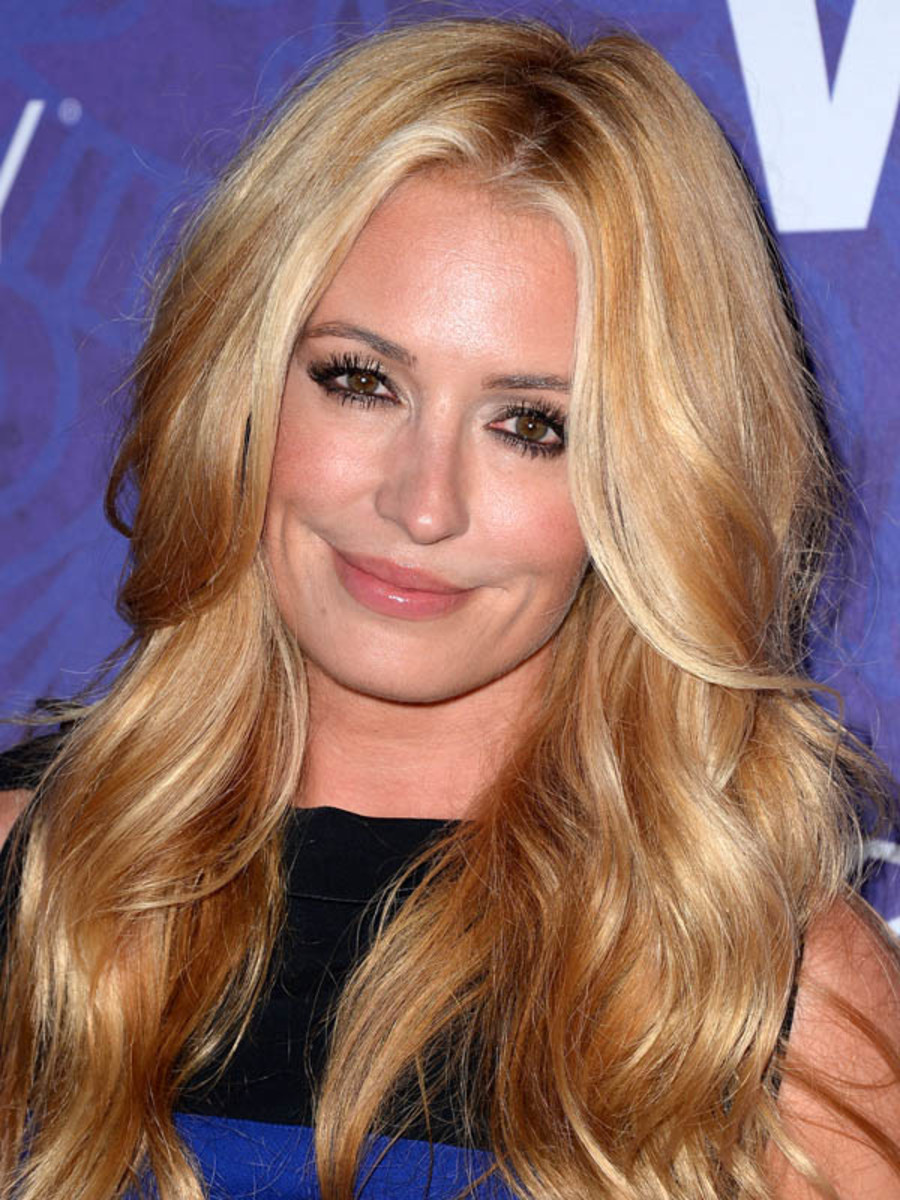 Cat Deeley, Variety and Women in Film Emmy Nominee Celebration, 2014