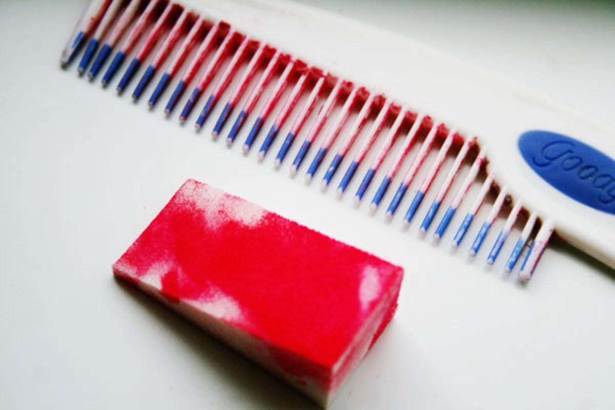 L'Oreal Professionel Hair Chalk (2)