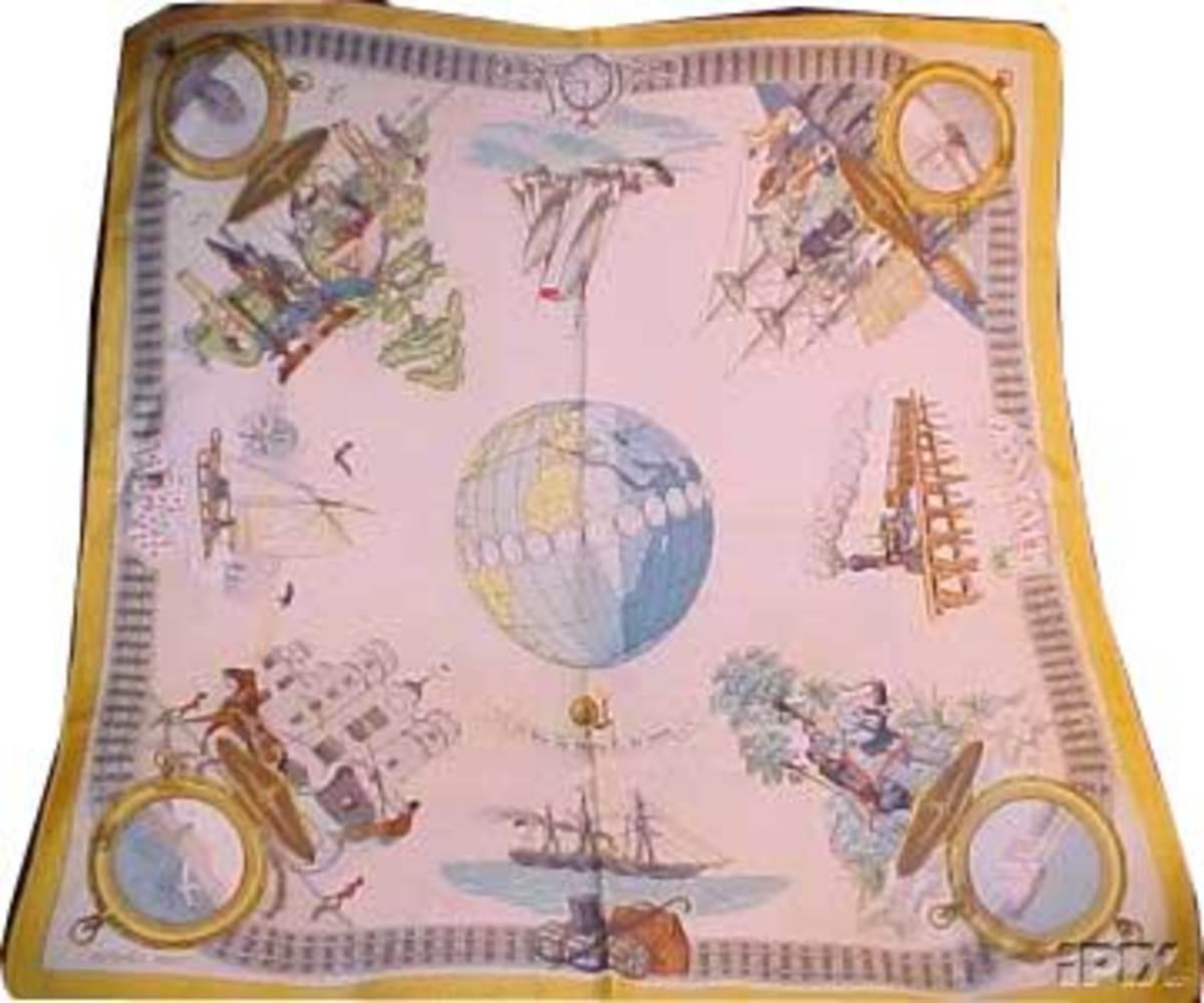 Hermes-scarf