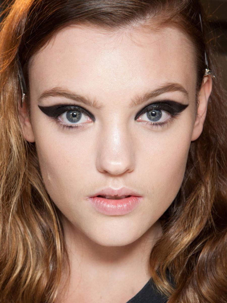 Lanvin-FW12-makeup