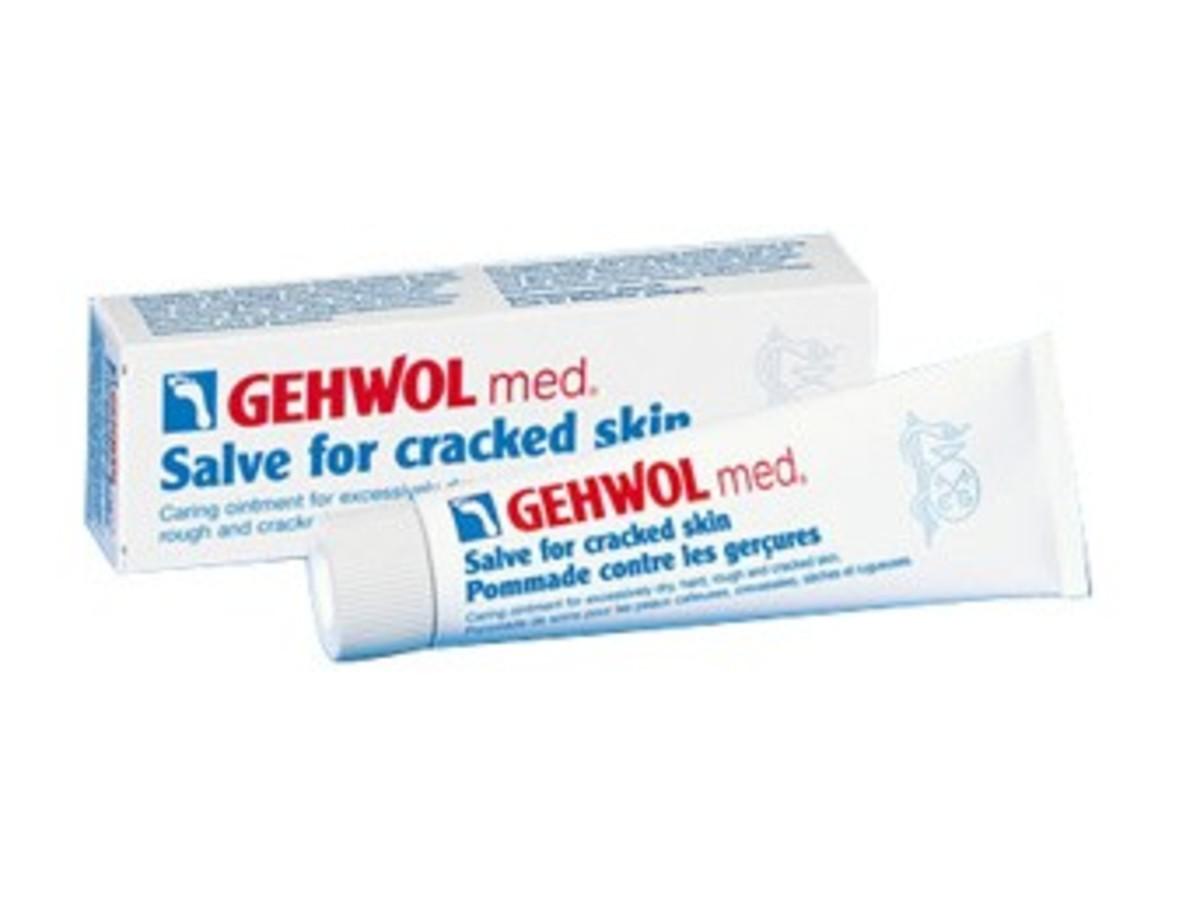 Gehwol Salve for Cracked Skin