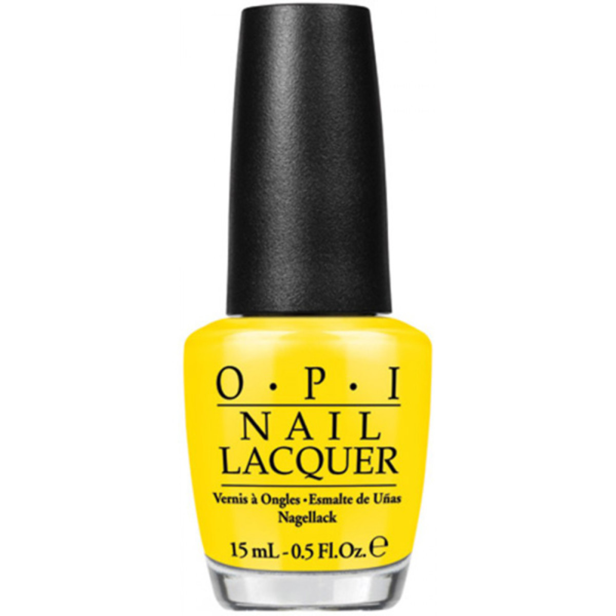 OPI Nail Lacquer in I Just Can't Cope-acabana