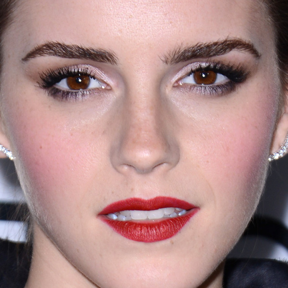 Emma Watson - The Bling Ring premiere, LA, June 2013 - close-up