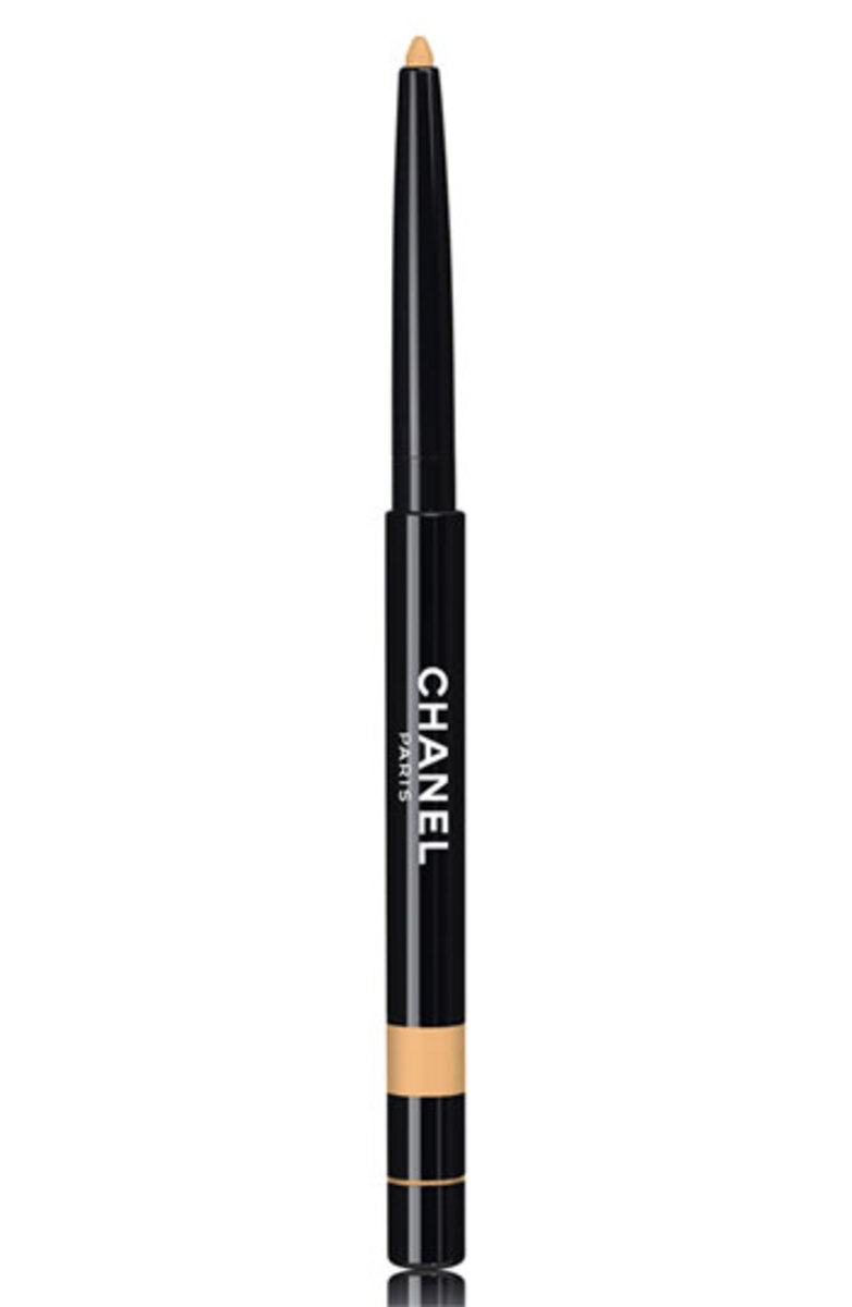 Chanel Stylo Yeux Waterproof Long-Lasting Eyeliner in Or Rose