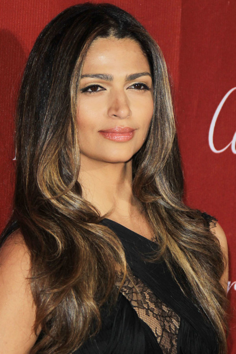 Camila Alves, Palm Springs International Film Festival, 2014