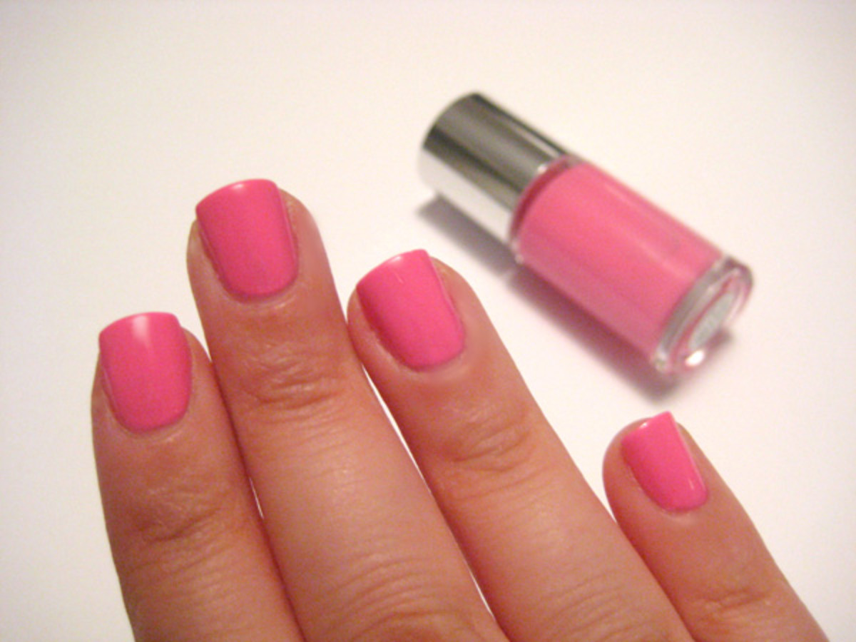 Clinique Sensitive Nail Polish - Pinkini