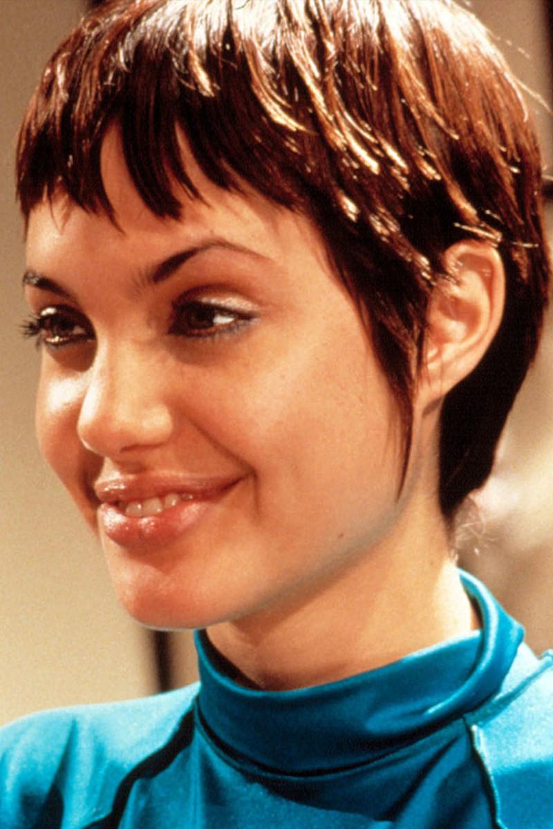 Angelina Jolie, Hackers, 1995