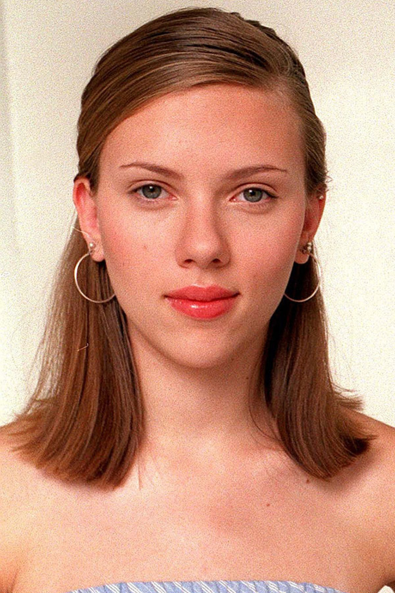 Scarlett Johansson, Before and After - Beautyeditor Scarlett Johansson