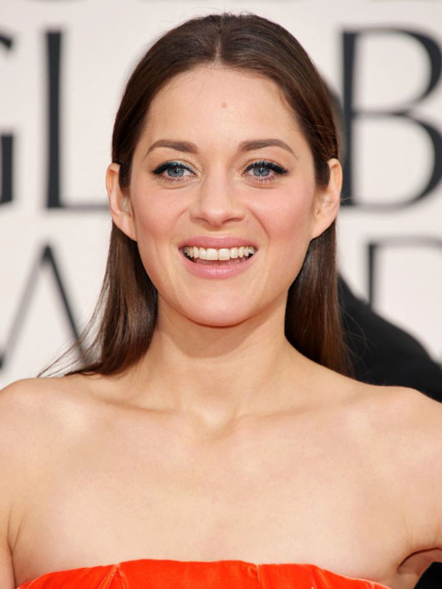 Marion Cotillard - Golden Globe Awards 2013