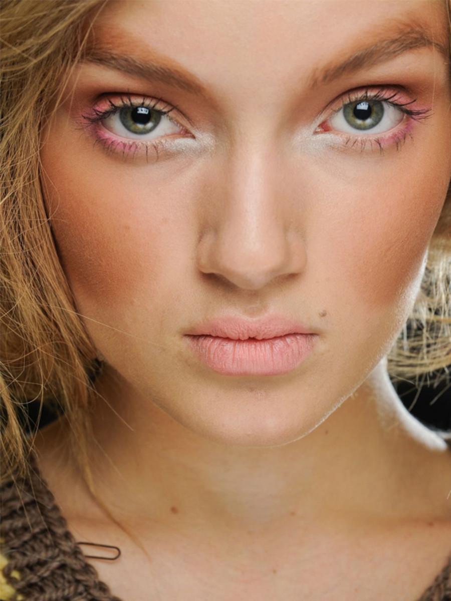 Rodarte - Fall 2012 makeup