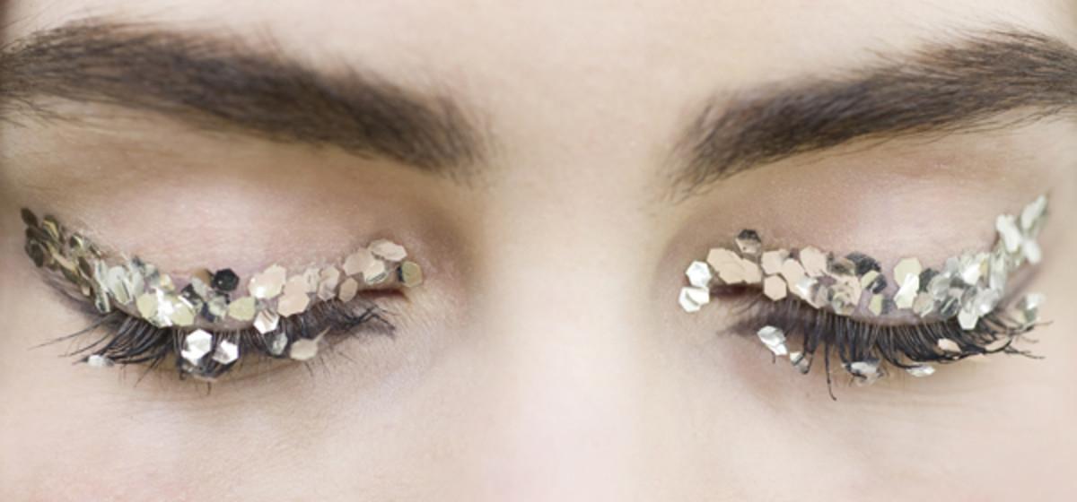 Chanel - Fall 2013 makeup