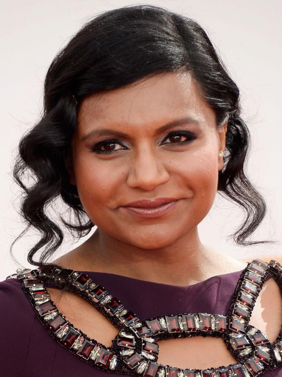 Mindy Kaling - Emmys 2013