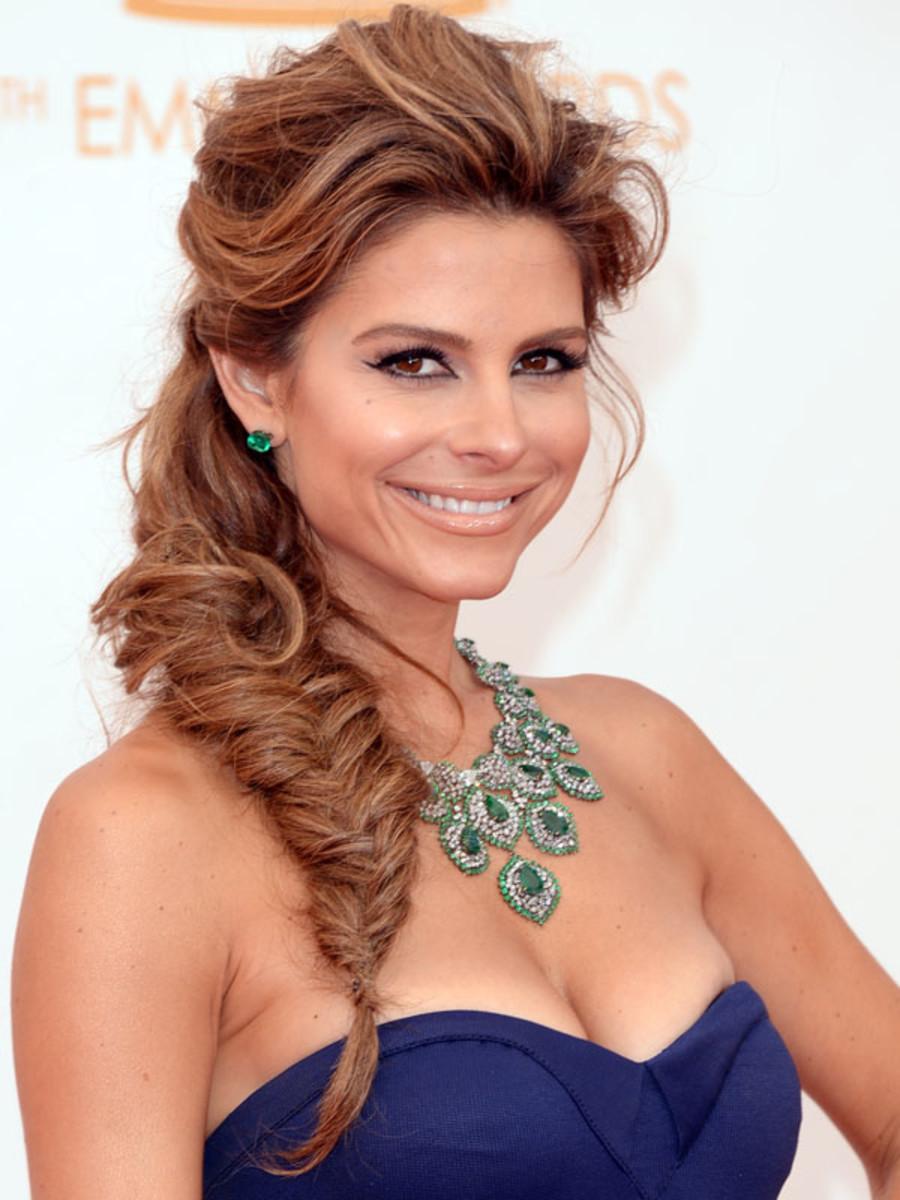 Maria Menounos - Emmys 2013