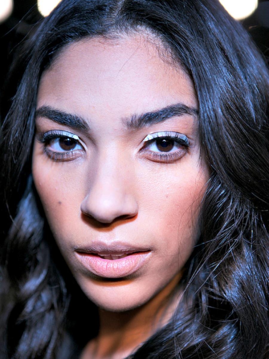 Vawkin - Spring 2013 makeup