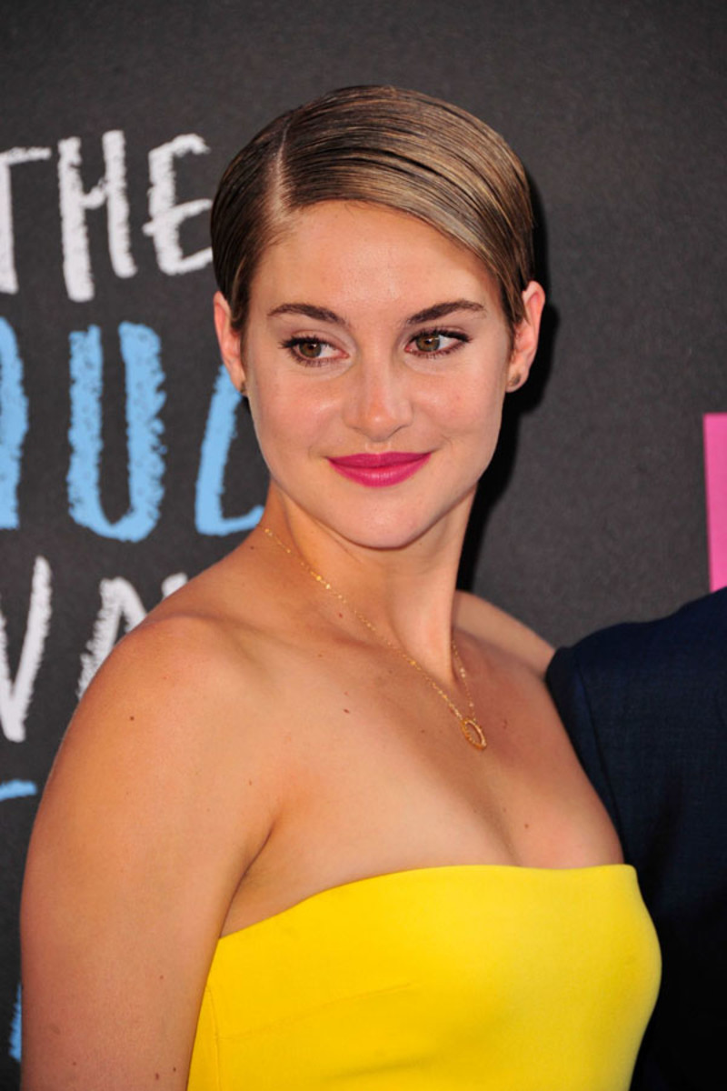 Shailene Woodley, The Fault In Our Stars premiere, 2014 (4)