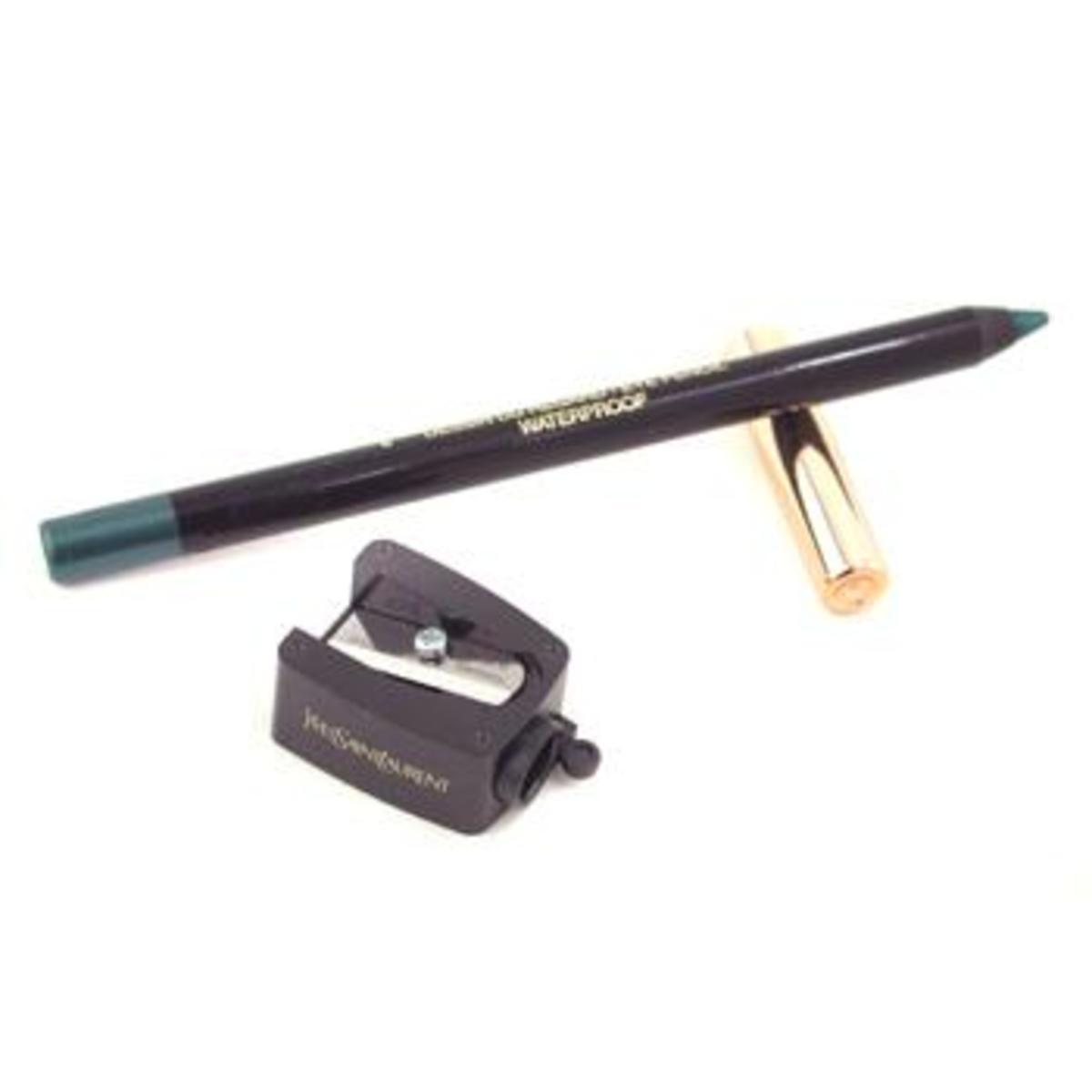 YSL Waterproof Eye Pencil in Amazon Green