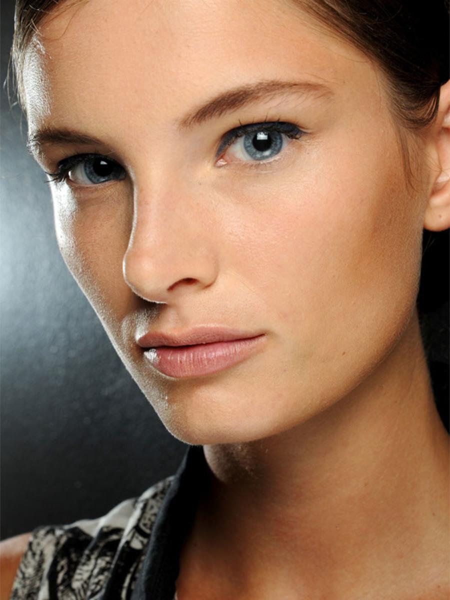 Altuzarra - Spring 2013 makeup